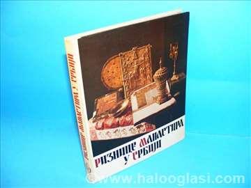 Riznice manastira u Srbiji - Mirjana Sakota