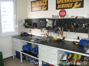 Servisiranje i održavanje mašina i alata