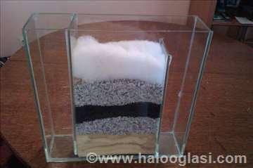 Stakleni spoljni  filter za akvarijum (40x9x45)