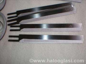 Noževi za krojenje i oštrači