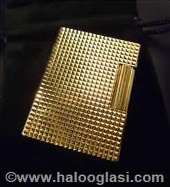 S.T.Dupont upaljač GoldLine1 Diamond