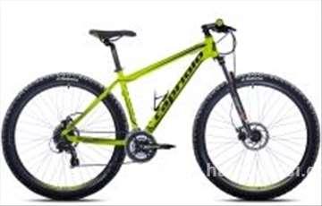 Capriolo bicikl Level 9.3 zeleno crna