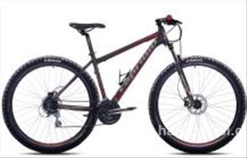 Capriolo bicikl Level 9.4 crno crvena
