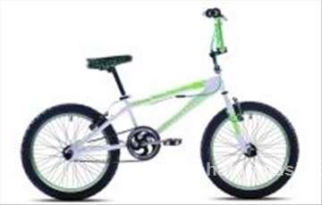 Capriolo bicikl Totem belo neon zeleno