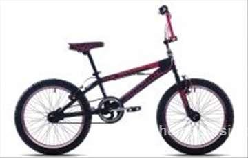 Capriolo bicikl Totem crno crveno