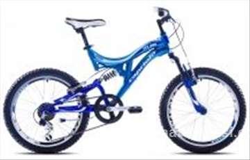 Capriolo CTX 200 plavo belo svetlo plavo