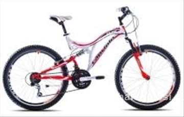 Capriolo CTX 240 crveno belo crno