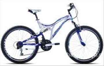 Capriolo CTX 240 plavo belo svetlo plavo