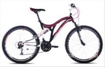 Capriolo CTX 260 crno crveno belo