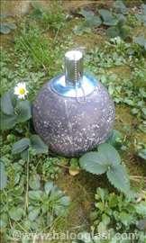 Lampa za sobe, dvorišta i terase
