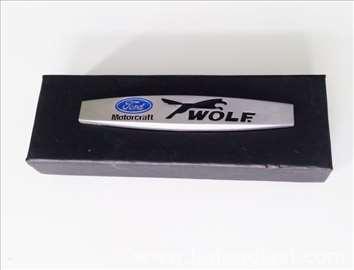 Ford Wolf metalni znak