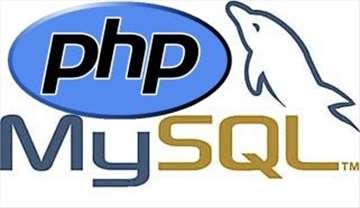 PHP, MySQL, HTML, CSS - osnovni i napredni nivo