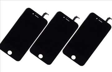IPhone 6 Ekran LCD Beli/crni novo org