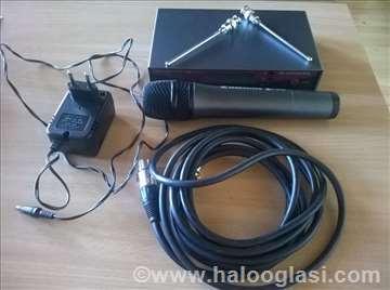 Mikrofon Sennheiser EW100 G2, glava MMD845
