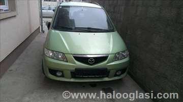 Mazda Premacy, polovni delovi