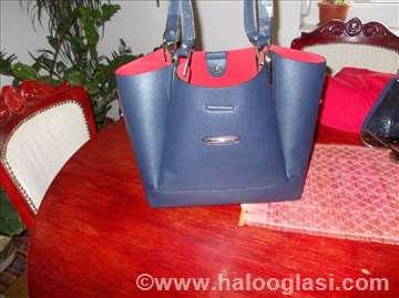 Ženska torba - dve u jednoj