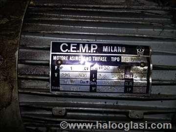 Elektromotor italijanski