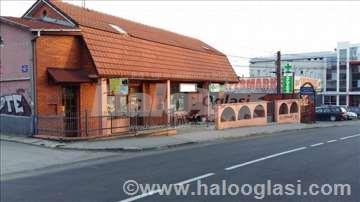 Lokal u Kaluđerici, na početku glavne ulice
