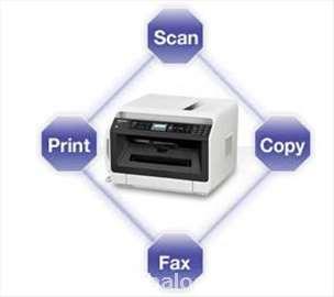 Štampač, kopir, skener i telefaks