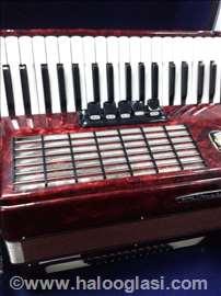 Weltmeister 48 - proširena klavijatura