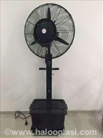 Ventilator sa vodenim raspršivačem