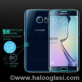 Akcija Novo Samsung S6 Edge kaljeno staklo ledja