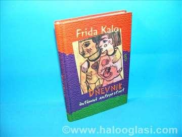 Frida Kalo Dnevnik intimni autoportret