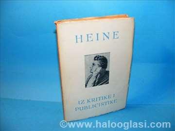 Iz kritike i publicistike Heinrich Heine