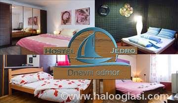 Beograd, hostel Jedro