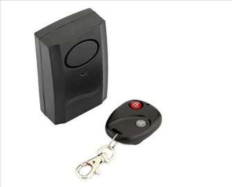 Alarm za kuću , na dodir i sa vibracijom