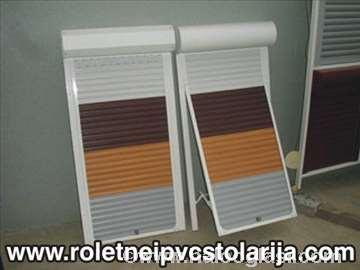 Roletne, PVC stolarija, popravka roletni, montaža