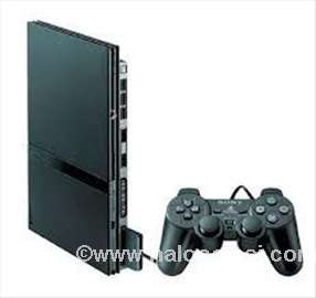 Sony PS2 čipovan