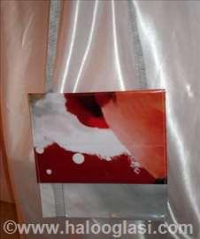 Torbica crveno-bela
