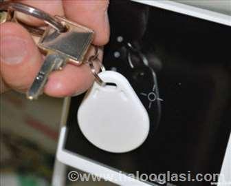 RFID Privezak za bezkontaktno otključavanje vrata