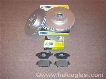 JURID plocice i diskovi za sve modele