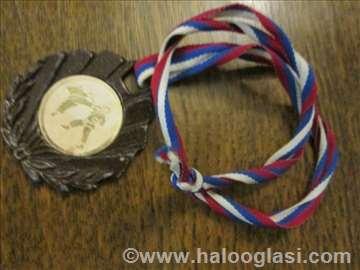 Medalja sa takmičenja u karateu