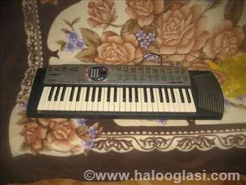 Klavijatura yamaha velike dirke