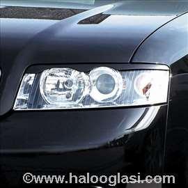 Obrvice za farove Audi a4 01-04