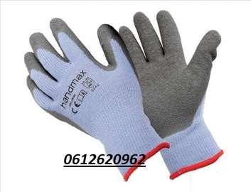 Radne rukavice plave 10 pari
