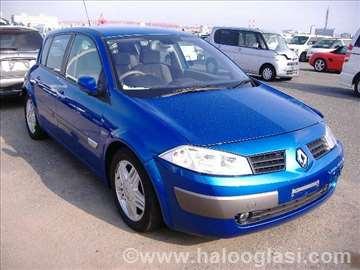 Renault Megane 2 polovni delovi