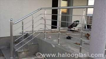 Aluminijumske ograde i gelenderi