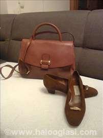 Ženska tašna i cipele italijanske
