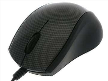 A4-N-100-1 Mini optički miš grey USB