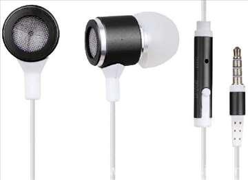 MHS-EP-001 Metal MP3 slušalice sa mikrofonom
