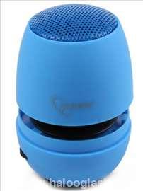 SPK-103-B Portable zvučnici blue
