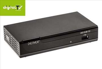 Set Top BoxDigitalni Risiver Denver DTB-132,DVB-T2