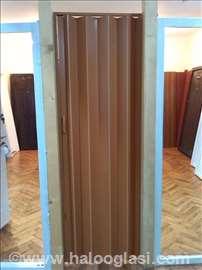 Harmonika vrata PVC nova