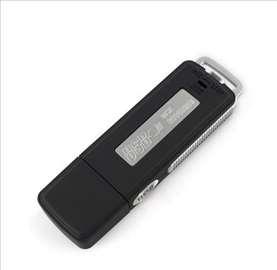 USB prisluskivač - snimač razgovora - 8GB