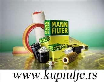 MANN filteri