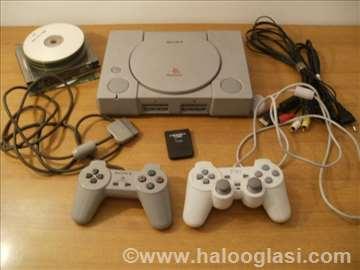 Sony PlayStation 1 čipovan